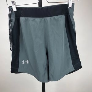 Men's UA Qualifier Speedpocket 7'' Shorts Small